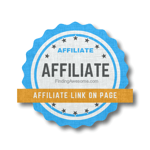 FindingAwesome.com Affiliate Disclosure Badge