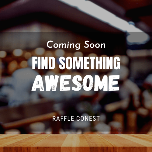 FindingAwesome Raffle Contest